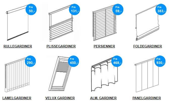 billige gardiner Billige gardiner | Sådan køber man billige gardiner i 2018! billige gardiner