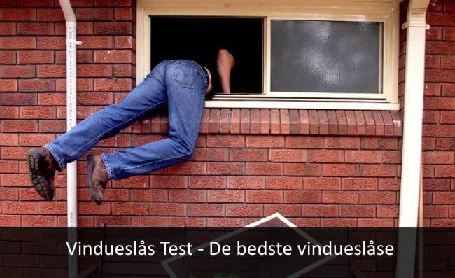 Test af vindueslåse