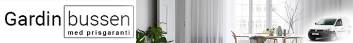 Køb billige gardiner med gardinbussen